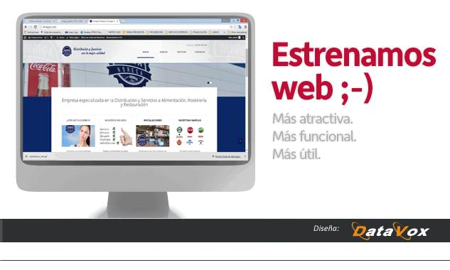 Estrenamos Nueva Web!!